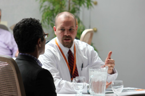 One-to-One partnering meetings