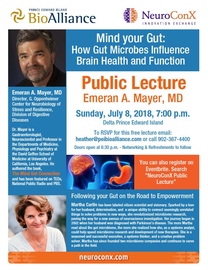 Public Lecture 2018